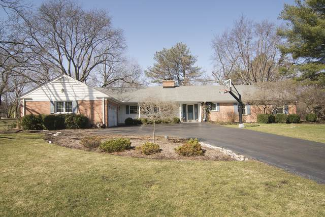 186 Plymouth Drive, Inverness, IL 60067 (MLS #11026679) :: Helen Oliveri Real Estate