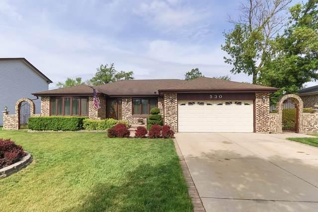 530 May Street, Roselle, IL 60172 (MLS #11026680) :: Ryan Dallas Real Estate