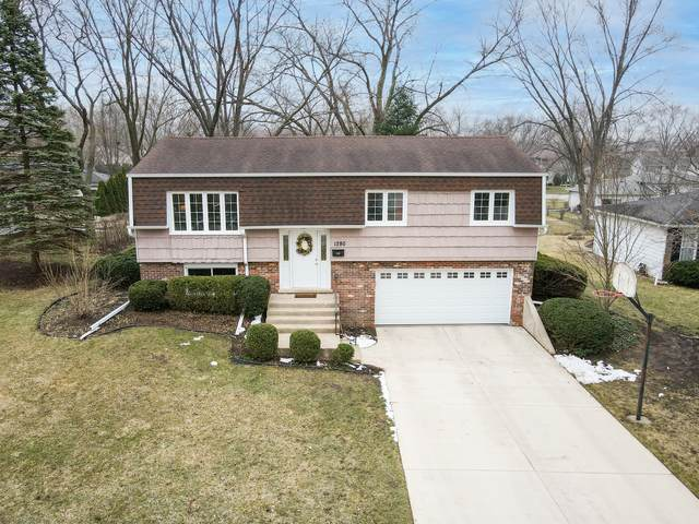 1280 Kent Court, Wheaton, IL 60189 (MLS #11026829) :: The Spaniak Team
