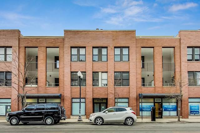 4114 N Lincoln Avenue #304, Chicago, IL 60618 (MLS #11027096) :: Touchstone Group