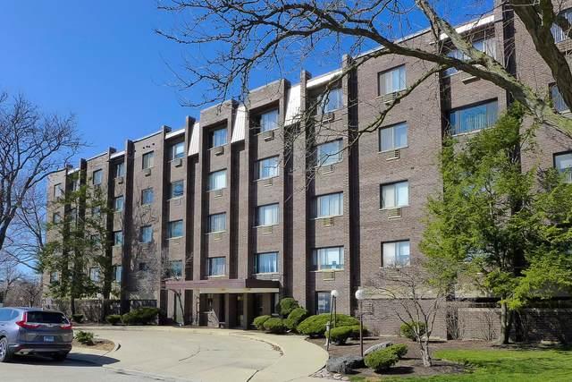 8444 W Wilson Avenue 305S, Chicago, IL 60656 (MLS #11027150) :: RE/MAX IMPACT