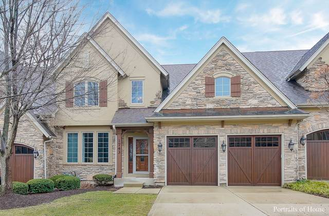 1743 Elyse Lane, Naperville, IL 60565 (MLS #11027204) :: The Dena Furlow Team - Keller Williams Realty