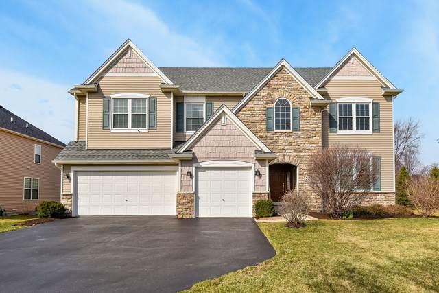 275 Willington Way, Oswego, IL 60543 (MLS #11027227) :: O'Neil Property Group