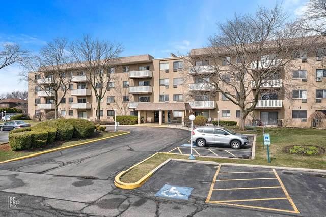 280 N Westgate Road #419, Mount Prospect, IL 60056 (MLS #11027246) :: Helen Oliveri Real Estate
