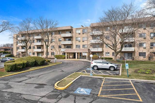 280 N Westgate Road #419, Mount Prospect, IL 60056 (MLS #11027246) :: RE/MAX IMPACT