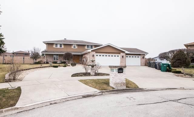 8155 Seminole Court, Orland Park, IL 60462 (MLS #11027305) :: Littlefield Group