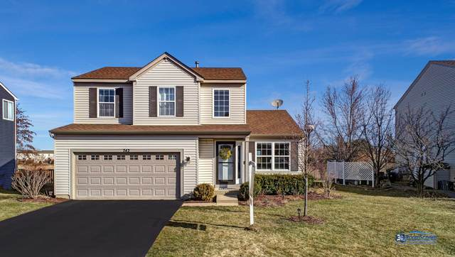 742 Sun Lake Road, Lake Villa, IL 60046 (MLS #11027536) :: Helen Oliveri Real Estate
