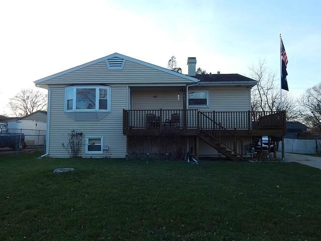 58 Ash Street, Carpentersville, IL 60110 (MLS #11027696) :: Helen Oliveri Real Estate
