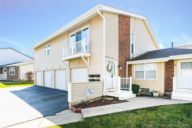 316 Lincoln Court D, Bloomingdale, IL 60108 (MLS #11027747) :: RE/MAX IMPACT