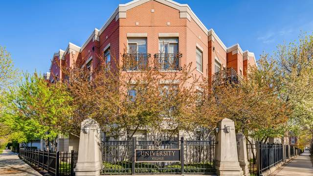 757 W 14th Place 2B, Chicago, IL 60607 (MLS #11027869) :: Touchstone Group