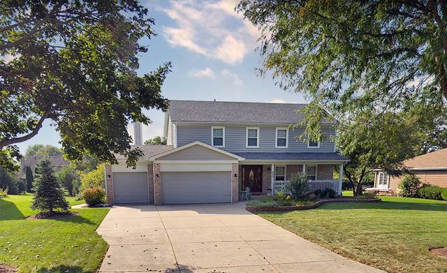 830 Honeysuckle Avenue, West Chicago, IL 60185 (MLS #11027882) :: The Dena Furlow Team - Keller Williams Realty