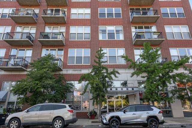 6 S Laflin Street 110S, Chicago, IL 60607 (MLS #11027962) :: Littlefield Group