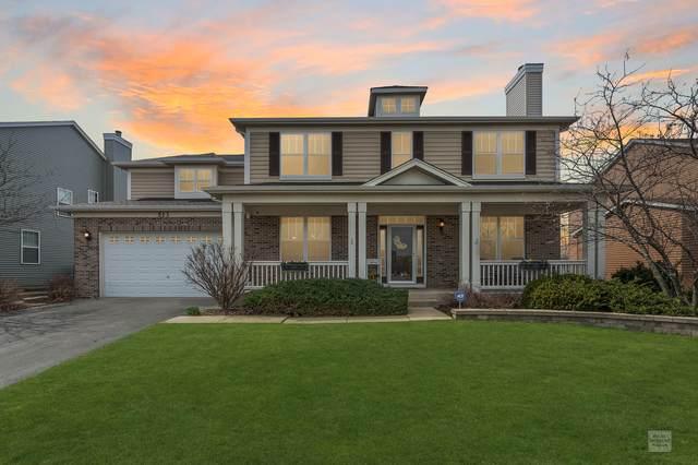 513 Secretariat Lane, Oswego, IL 60543 (MLS #11028002) :: Helen Oliveri Real Estate