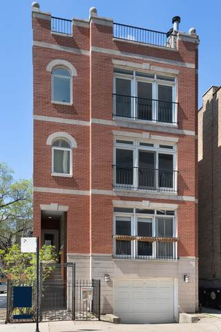 2822 N Orchard Avenue #3, Chicago, IL 60657 (MLS #11028062) :: Janet Jurich
