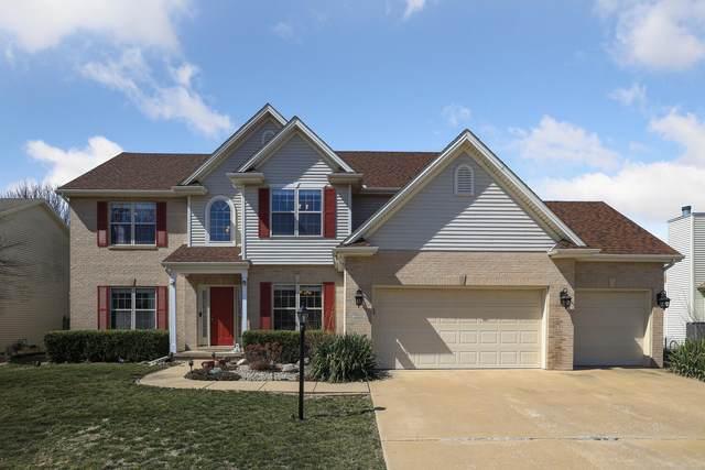 2111 Emerald Drive, Champaign, IL 61822 (MLS #11028107) :: Jacqui Miller Homes