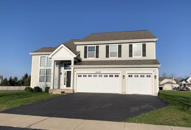2109 Hartfield Avenue, Yorkville, IL 60560 (MLS #11028129) :: Helen Oliveri Real Estate