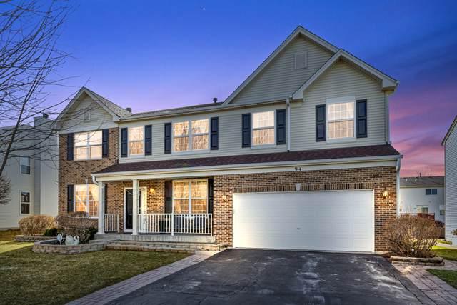 94 Augusta Drive, Gilberts, IL 60136 (MLS #11028285) :: Suburban Life Realty