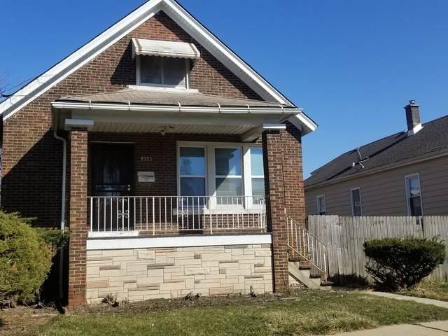 9333 S Avalon Avenue, Chicago, IL 60619 (MLS #11028310) :: Helen Oliveri Real Estate