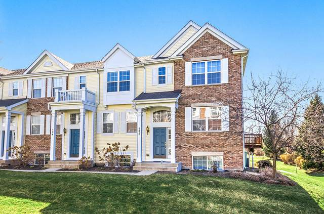 586 Lincoln Station Drive, Oswego, IL 60543 (MLS #11028361) :: RE/MAX IMPACT