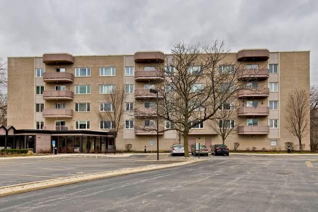 6411 Lincoln Avenue #214, Morton Grove, IL 60053 (MLS #11028464) :: Helen Oliveri Real Estate