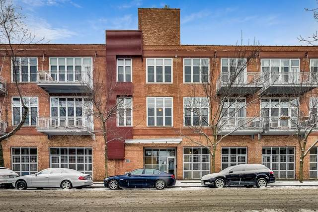 2111 W Churchill Street #208, Chicago, IL 60647 (MLS #11028627) :: Littlefield Group