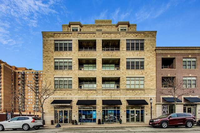 10 S Dunton Avenue #506, Arlington Heights, IL 60005 (MLS #11028672) :: The Dena Furlow Team - Keller Williams Realty