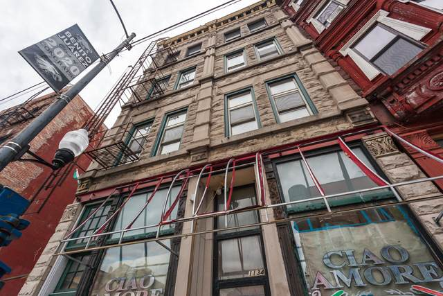 1134 W 18th Street 3F, Chicago, IL 60608 (MLS #11028781) :: Touchstone Group