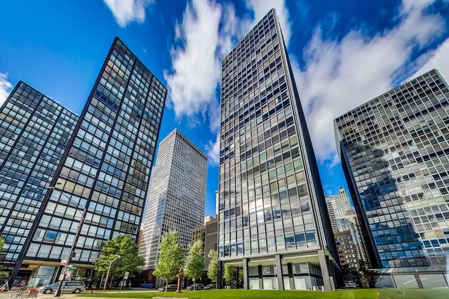 880 N Lake Shore Drive 4D, Chicago, IL 60611 (MLS #11028816) :: Littlefield Group