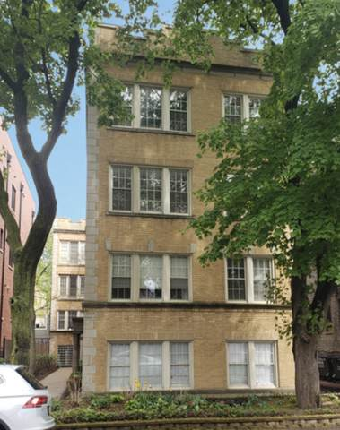 2215 N Bissell Street 1D, Chicago, IL 60614 (MLS #11028843) :: Touchstone Group