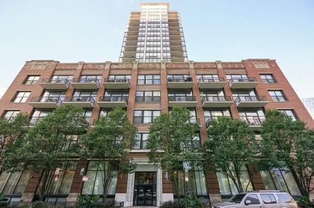210 S Des Plaines Street #707, Chicago, IL 60661 (MLS #11028883) :: Touchstone Group