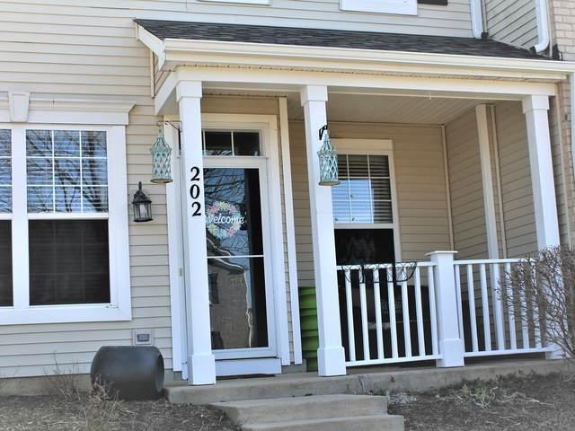 202 Springbrook Trail S, Oswego, IL 60543 (MLS #11028908) :: RE/MAX IMPACT