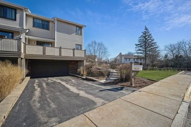 1027 Sussex Drive, Northbrook, IL 60062 (MLS #11028978) :: Helen Oliveri Real Estate