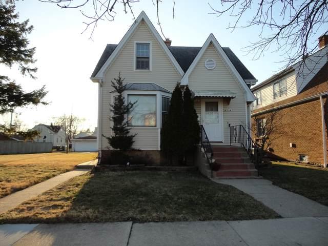 14504 S Short Street, Posen, IL 60469 (MLS #11028988) :: Helen Oliveri Real Estate