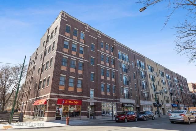 1857 W Diversey Parkway #302, Chicago, IL 60614 (MLS #11029071) :: John Lyons Real Estate