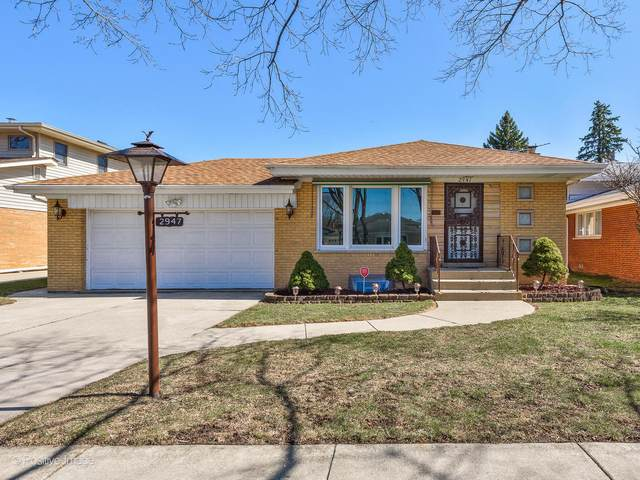 2947 Buckingham Avenue, Westchester, IL 60154 (MLS #11029074) :: Touchstone Group