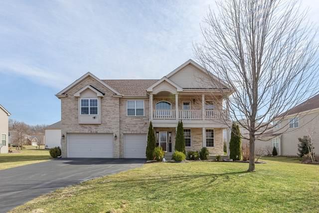 1507 Essex Drive, Hoffman Estates, IL 60192 (MLS #11029115) :: Helen Oliveri Real Estate