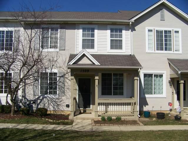 1509 Azalea Circle, Romeoville, IL 60446 (MLS #11029118) :: RE/MAX IMPACT