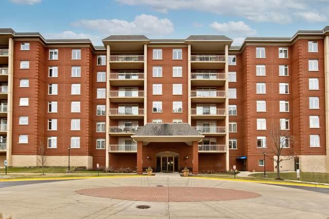 8340 Callie Avenue #408, Morton Grove, IL 60053 (MLS #11029127) :: Helen Oliveri Real Estate