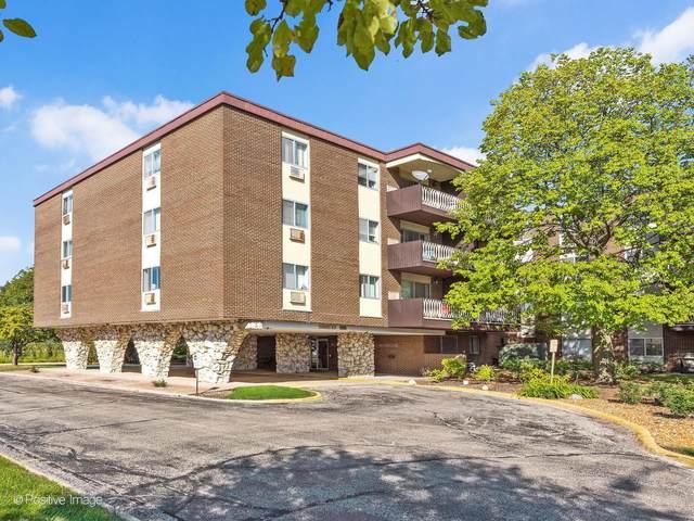 1301 S Finley Road #410, Lombard, IL 60148 (MLS #11029131) :: Littlefield Group