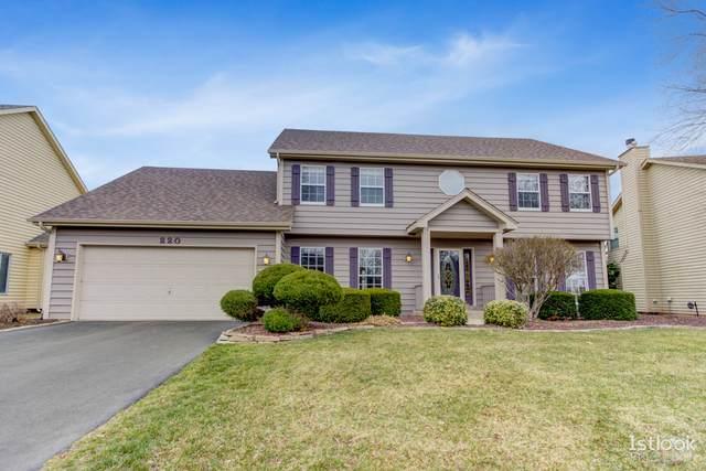 220 Stonemill Lane, Oswego, IL 60543 (MLS #11029450) :: Carolyn and Hillary Homes