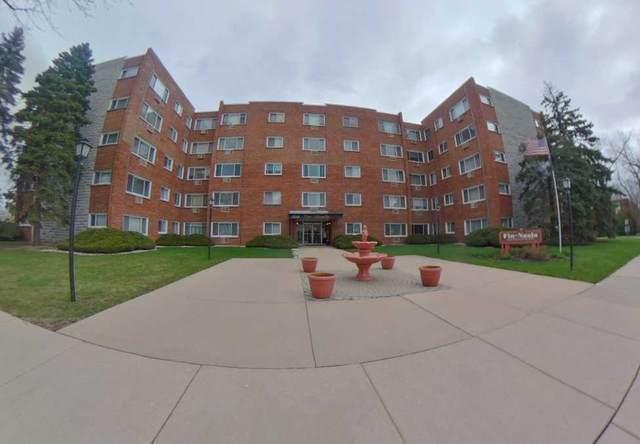 222 Madison Street #316, Joliet, IL 60435 (MLS #11029490) :: The Wexler Group at Keller Williams Preferred Realty