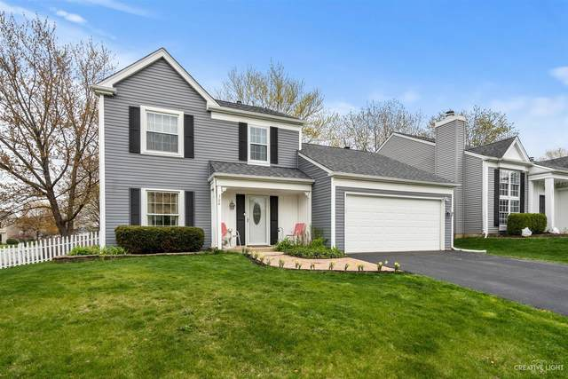 300 Newport Lane, Aurora, IL 60504 (MLS #11029515) :: Helen Oliveri Real Estate