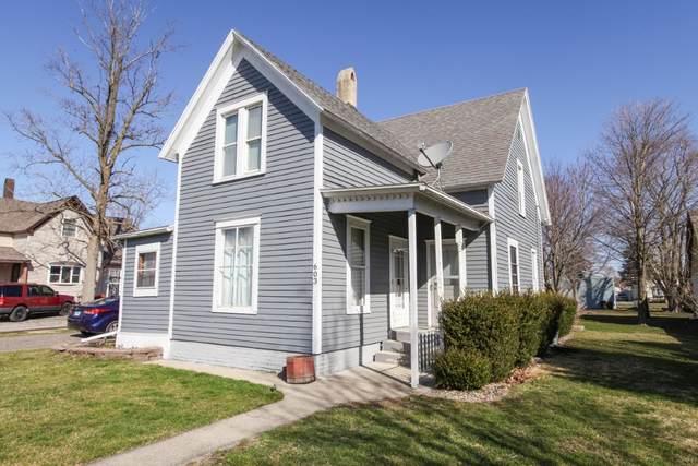 603 W Pine Street, LEROY, IL 61752 (MLS #11029525) :: Janet Jurich