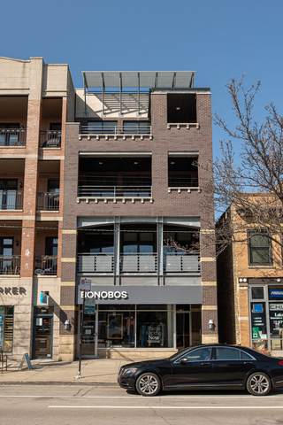 3434 N Southport Avenue #2, Chicago, IL 60657 (MLS #11029822) :: The Spaniak Team