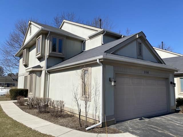 356 Redwing Drive, Deerfield, IL 60015 (MLS #11030030) :: The Dena Furlow Team - Keller Williams Realty