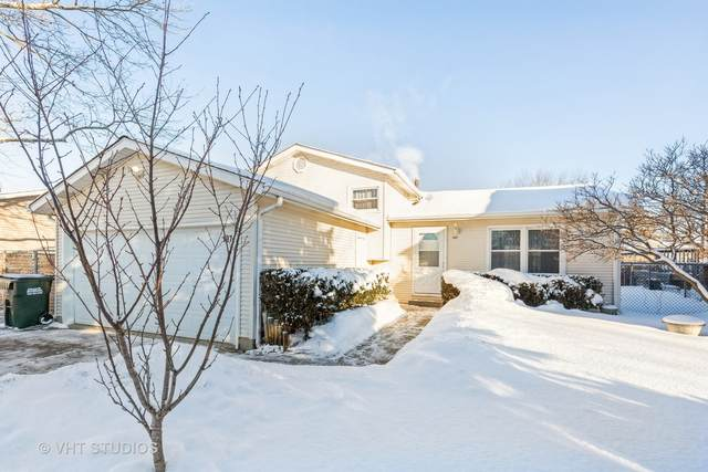 107 Quail, Lake In The Hills, IL 60156 (MLS #11030071) :: The Spaniak Team