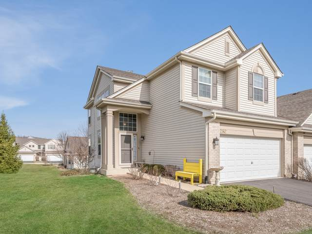 2142 Muirfield Court, Yorkville, IL 60560 (MLS #11030205) :: The Spaniak Team