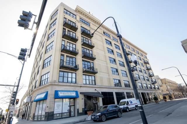 1601 W School Street #208, Chicago, IL 60657 (MLS #11030226) :: Littlefield Group