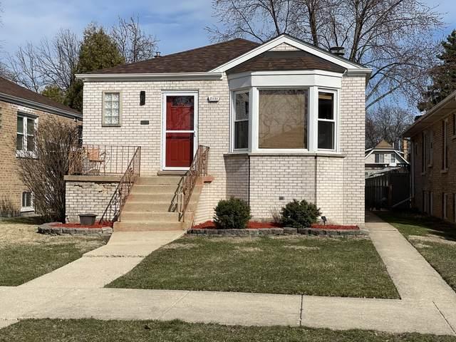 2131 N Neva Avenue N, Chicago, IL 60707 (MLS #11030239) :: Littlefield Group