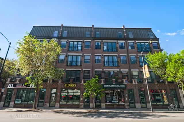 1907 W Chicago Avenue #3, Chicago, IL 60622 (MLS #11030332) :: Helen Oliveri Real Estate